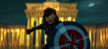 What If... ? - plakat serialu ujawnia alternatywną drużynę superbohaterów Marvela?
