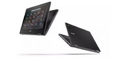 Acer zaprojektował edukacyjne Chromebooki