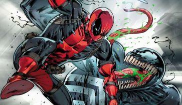 Deadpool kończy 30 lat. Na okładkach tortu nie ma, ale broni i katan jest pod dostatkiem
