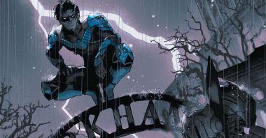 Nightwing więzi nowego Batmana. Dlaczego Gotham zamieniło się w państwo policyjne?