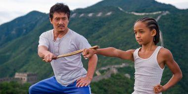 Cobra Kai - czy film z Jadenem Smithem należy do uniwersum Karate Kid? Twórca odpowiada