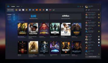 Blizzard unowocześnia wygląd usługi Battle.net