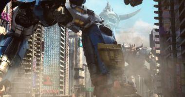 Voltes V: Legacy - teaser serialu z Filipin. Gigantyczne roboty w boju na ulicach metropolii
