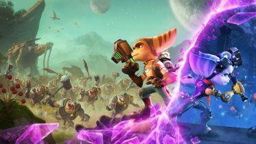Ratchet & Clank: Rift Apart - zwiastun zdradza datę premiery gry