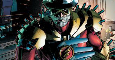Flash - oto najpotężniejszy strój herosa w historii. Wally West zabija