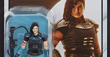 The Mandalorian - Hasbro wycofuje figurki z Carą Dune po zwolnieniu Giny Carano?