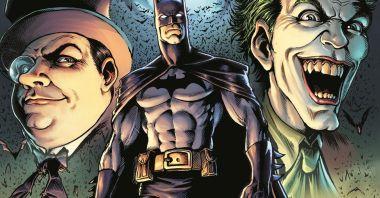 Legendy Mrocznego Rycerza - kultowa antologia wraca. DC coraz mocniej stawia na cyfrowe wydania