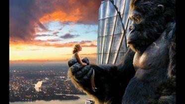 King Kong Petera Jacksona - wielka małpa wiecznie żywa