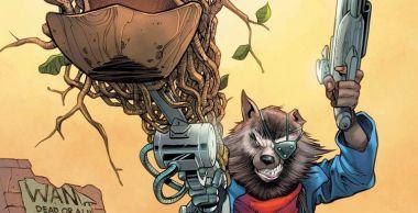 Marvel - Groot jako żywa broń, hybryda Venoma i Red Skulla, Thor w depresji. Heroes Reborn tuż-tuż