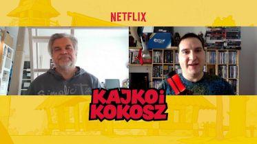 Kajko i Kokosz: rozmawiamy z aktorami i twórcami [VIDEO WYWIAD]