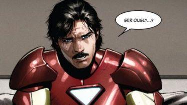 Przybywa Iron Man na obcą planetę, a tam kosmici z... kanadyjskim akcentem