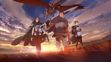 DOTA: Dragon's Blood - pełny zwiastun i plakaty animacji Netflixa