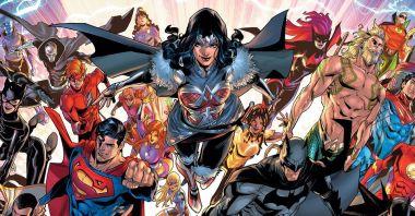 Infinite Frontier - zaczął się reboot uniwersum DC. Mocarz Darkseid, prezydent Superman i śmierć słynnego łotra