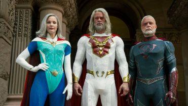 Dziedzictwo Jowisza - Josh Duhamel na nowym zdjęciu z serialu Netflixa