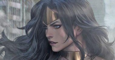 Power Princess - Marvel ma swoją Wonder Woman. Bohaterka zachwyca na okładce
