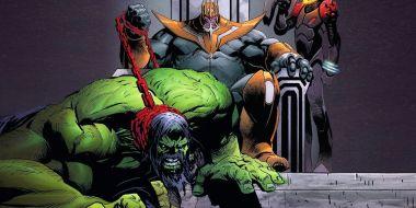 Thanos. Tom 2 - recenzja komiksu