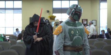Star Wars: nikt nie świętował 4 maja jak oni. Zobaczcie to posiedzenie rady miasta