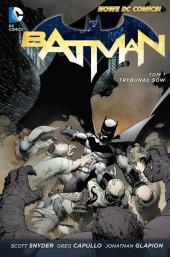 Batman #01: Trybunał sów