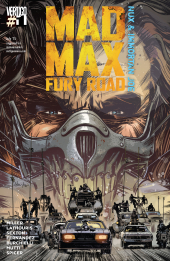 Mad Max: Fury Road: Nux & Immortan Joe