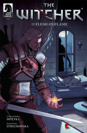 The Witcher: Of Flesh and Flame