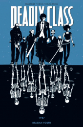 Deadly Class #01: 1987. Regan Youth
