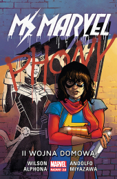 Ms. Marvel #06: II wojna domowa