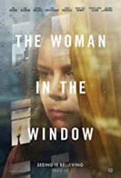 Kobieta w oknie