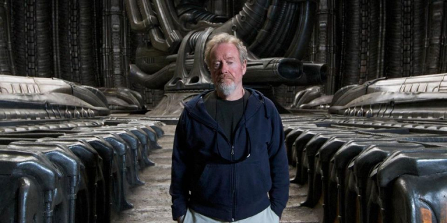 Ridley Scott stworzy serial sci-fi Raised By Wolves dla TNT