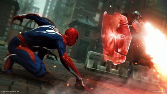 Nie ma mocnych na Pajączka. Marvel's Spider-Man najlepiej sprzedającą się grą o herosach