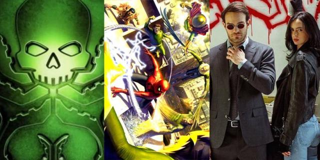 Które grupy herosów i złoczyńców mogą wejść do MCU po Avengers: Endgame?