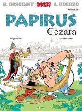 Asteriks. Papirus Cezara