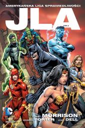 JLA. Amerykańska Liga Sprawiedliwości #02