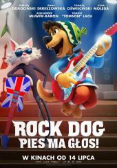 Rock Dog. Pies ma głos!