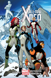 All New X-Men #04: Tak inni