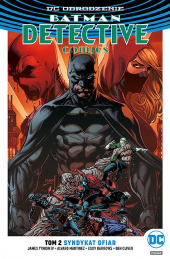 Batman. Detective Comics #02: Syndykat ofiar