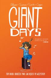Giant Days #02: Obudźcie mnie, jak będzie po wszystkim