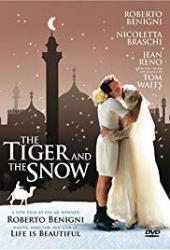 Tygrys i śnieg