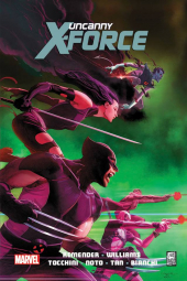 Uncanny X-Force #03: Inny świat