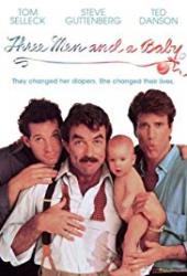 Trzej mężczyźni i dziecko