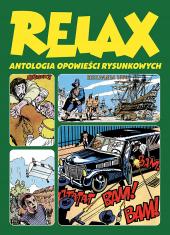 Relax. Antologia opowieści rysunkowych. Tom 3