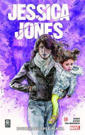 Jessica Jones #03: Powrót Purple Mana