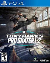 Tony Hawk's Pro Skater 1+2 Remastered