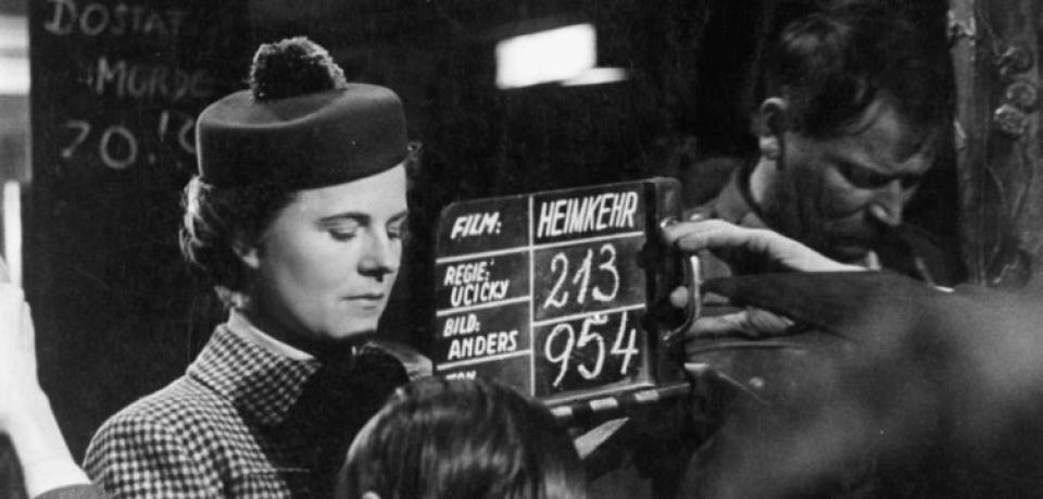 Kino pod swastyką. Polscy aktorzy w służbie nazizmu