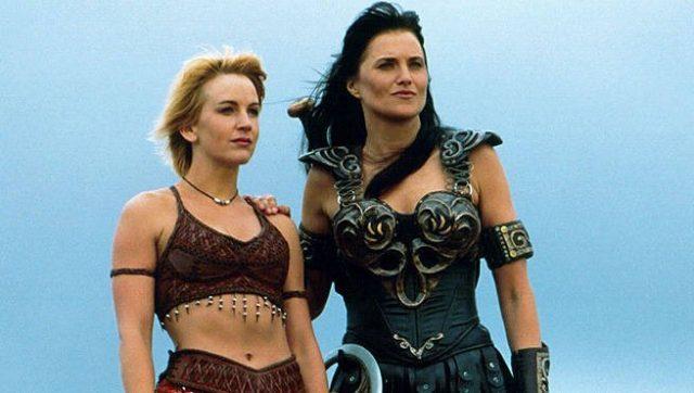 Xena: Wojownicza ksieżniczka, czyli jak spin-off przewyższył oryginalny serial