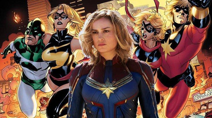 MCU wita Kapitan Marvel. Kim jest najpotężniejsza z Avengers?