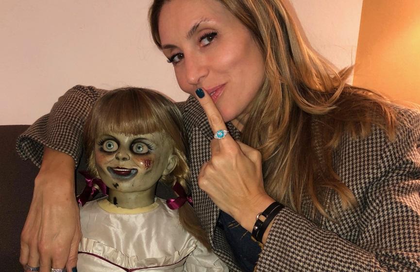 Natalia Safran o roli w Annabelle wraca do domu: to było wyzwanie, ale też genialna zabawa [WYWIAD]