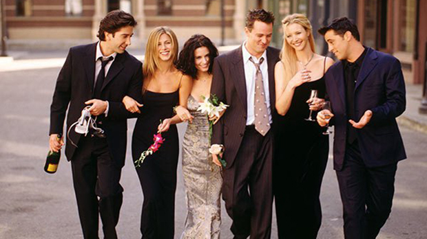 Przyjaciele - problematyczny serial, który wciąż może dawać frajdę