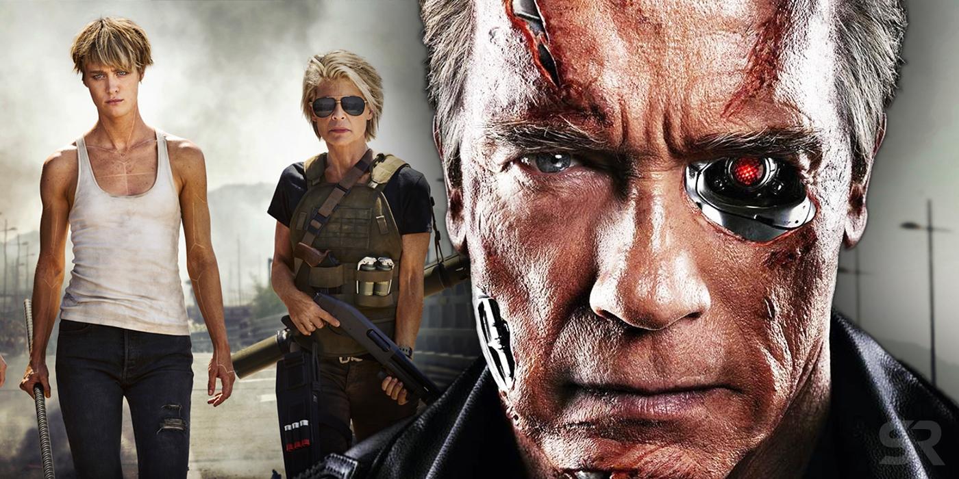 Terminator: Mroczne przeznaczenie to gwóźdź do trumny serii. Niech lepiej już nie wraca