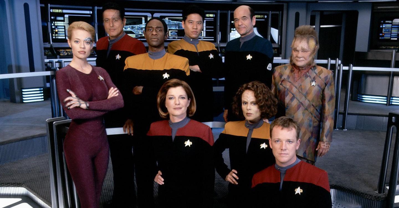 25 lat Star Trek: Voyager. Serial science fiction o tęsknocie za domem