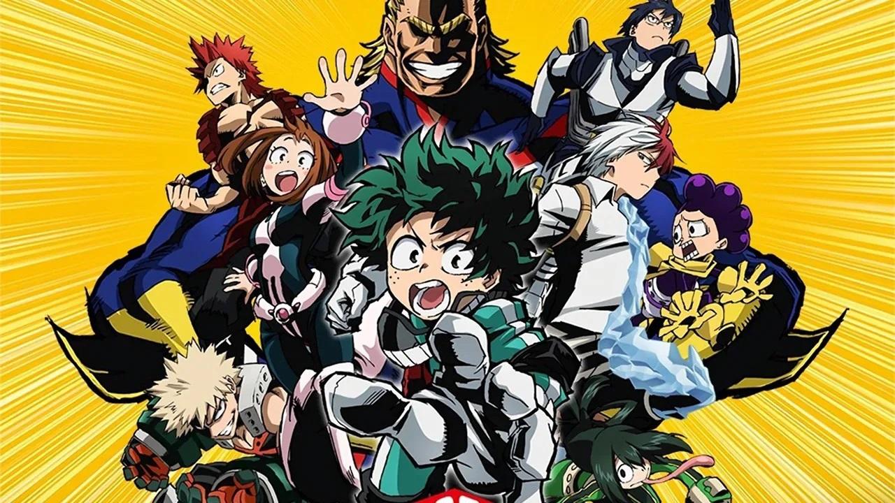 Boku no Hero Academia -  superbohaterska przygoda po japońsku. Czy warto oglądać